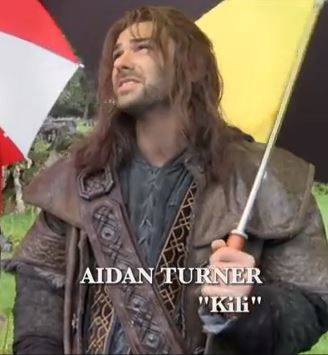 """""""And here's Kili with the weather"""""""