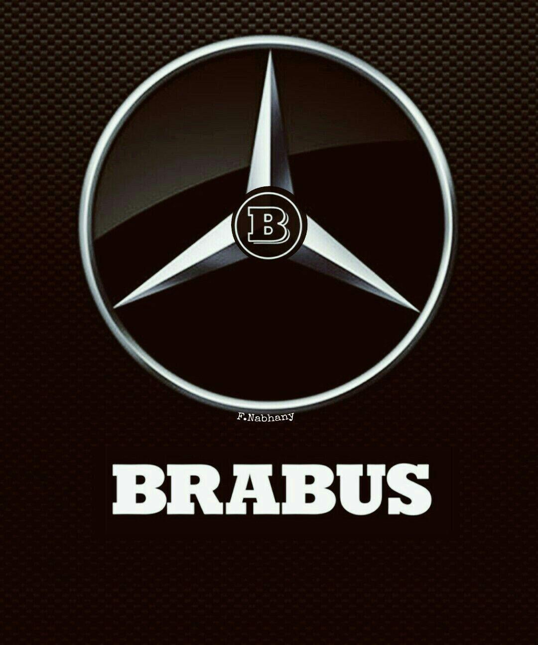 New Logo Brabus Mercedes Benz Mercedes Benz Mercedes Logo