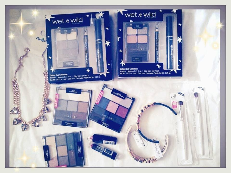 SORTEO INTERNACIONAL WET N WILD, ELF, BCBG ETC