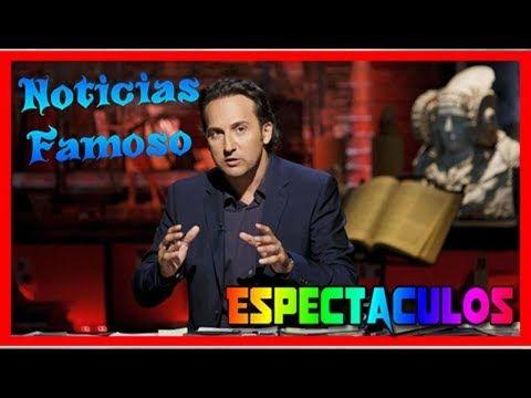 """Cuarto Milenio: Iker Jiménez denuncia una """"cacería de brujas ..."""