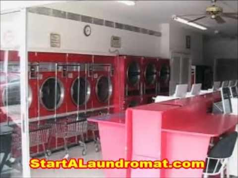 Start A Coin Op Laundromat Business Laundromat Business