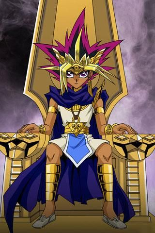 Fresh Prince of Egypt | Yugioh yami, Yugioh, Yugioh collection