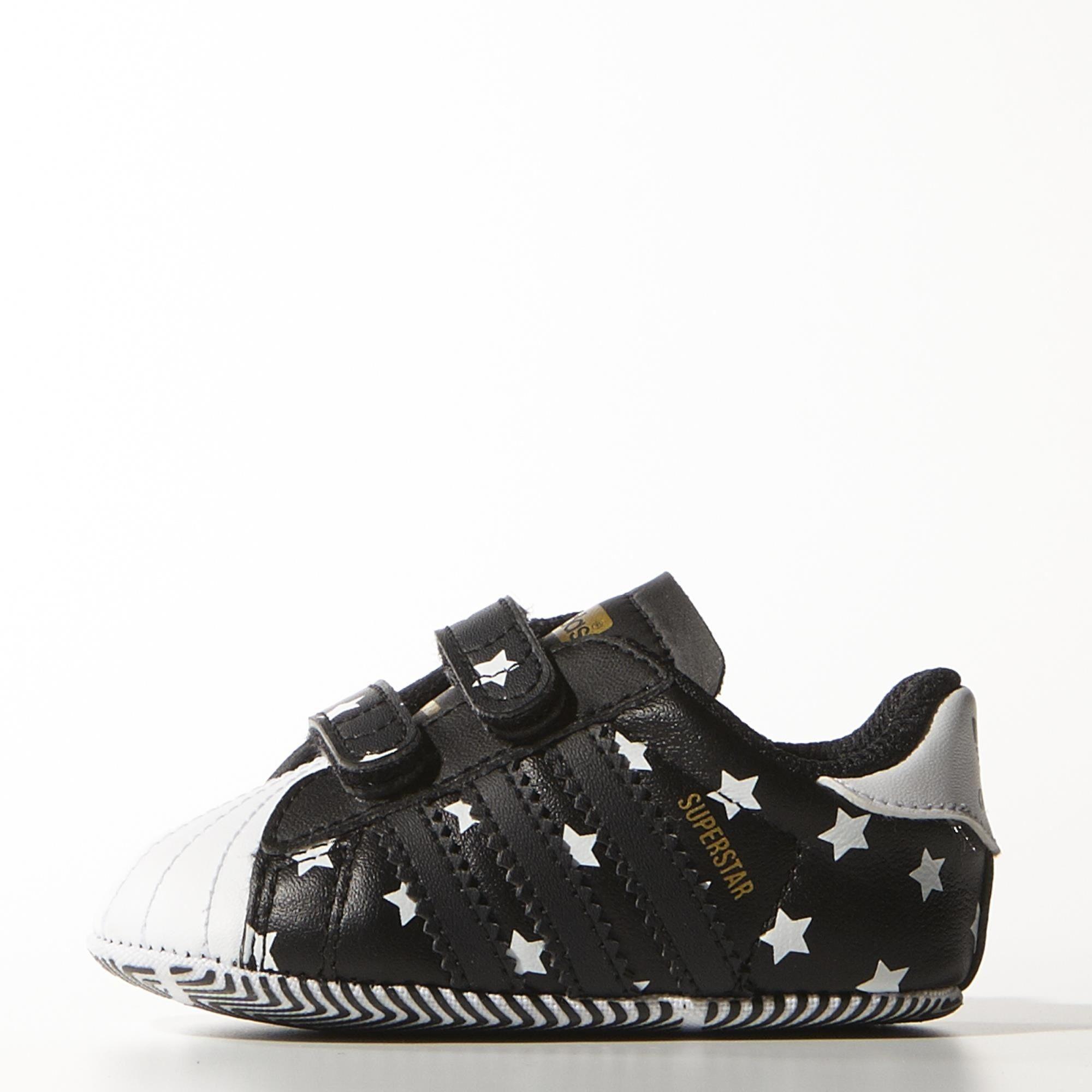 adidas original superstar crib shoe (france)