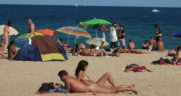 Beach  C B Barcelona Beaches