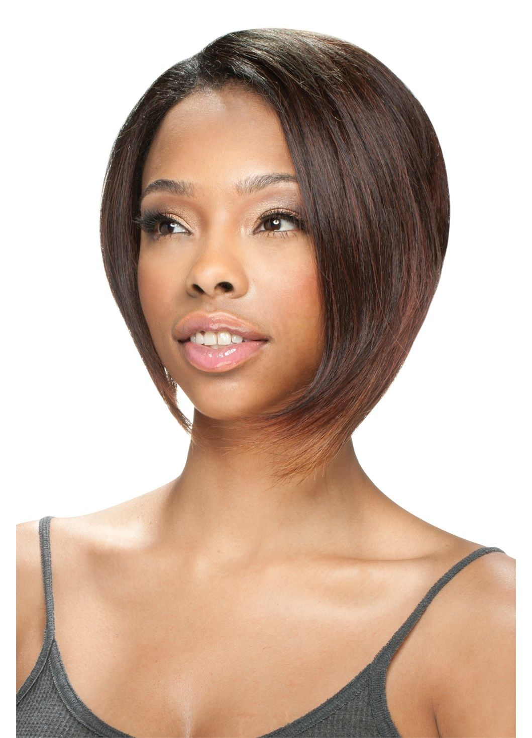 INVISIBLE PART WIG YUBRIANNA Lace front wigs, Braided