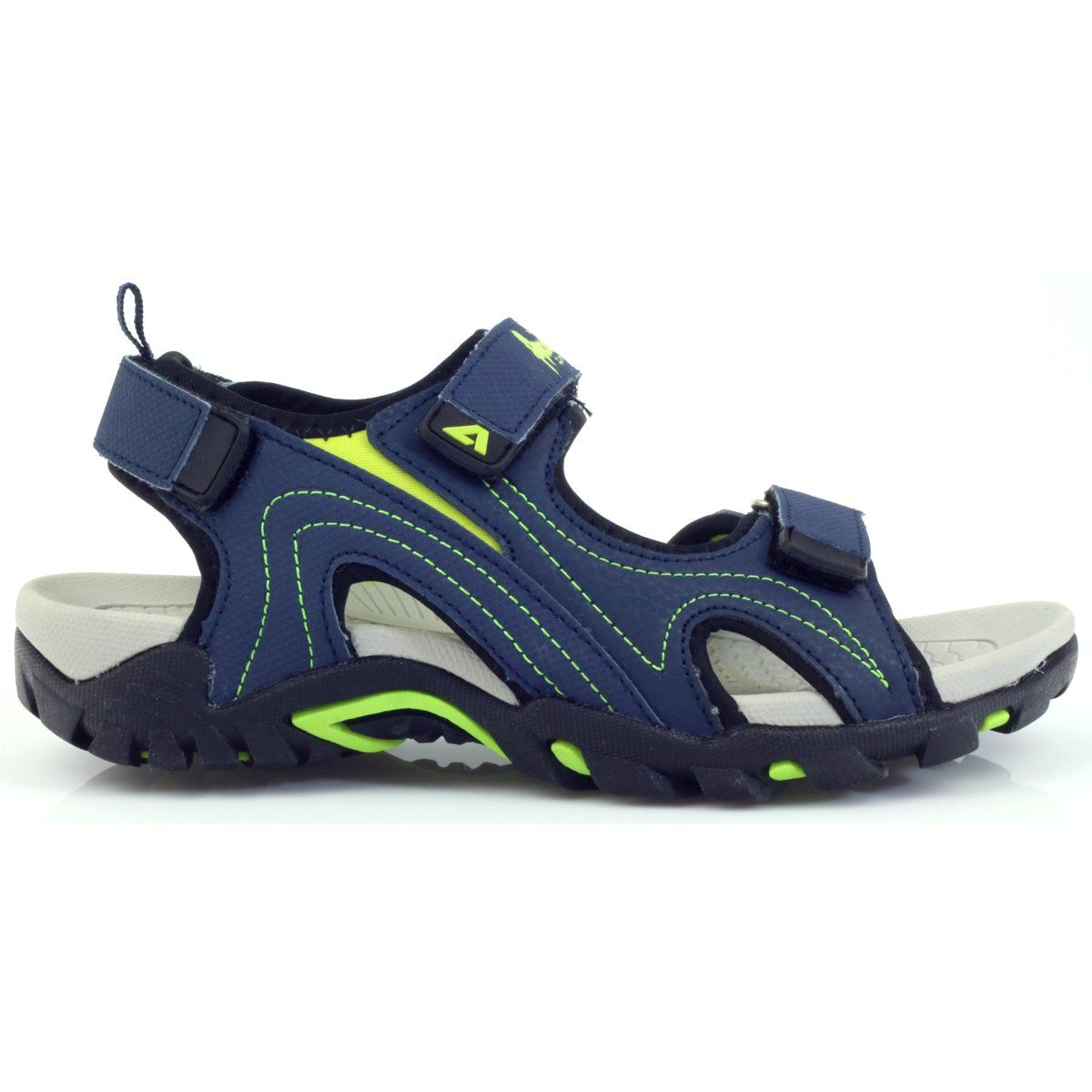 American Club American Sandaly Buty Dzieciece Wkladka Piankowa Granatowe Shoes Mens Shoes Sneakers