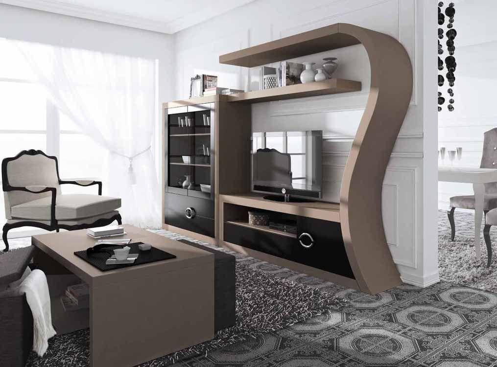 Muebles Muñoz – Catálogo de Muebles Salones Actuales modelo Picasso ...
