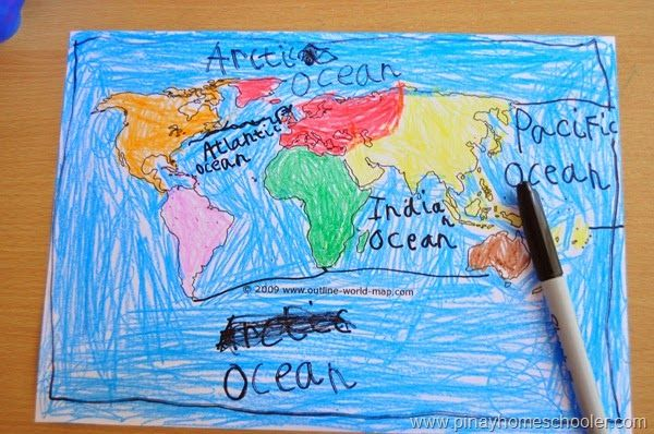 Water Cycle Ocean Deep geography class Pinterest