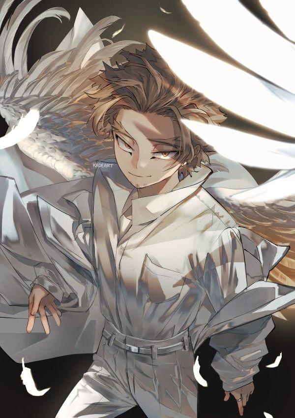 Photo of   Save & Follow   Hawks • My Hero Academia • Boku no Hero Academia