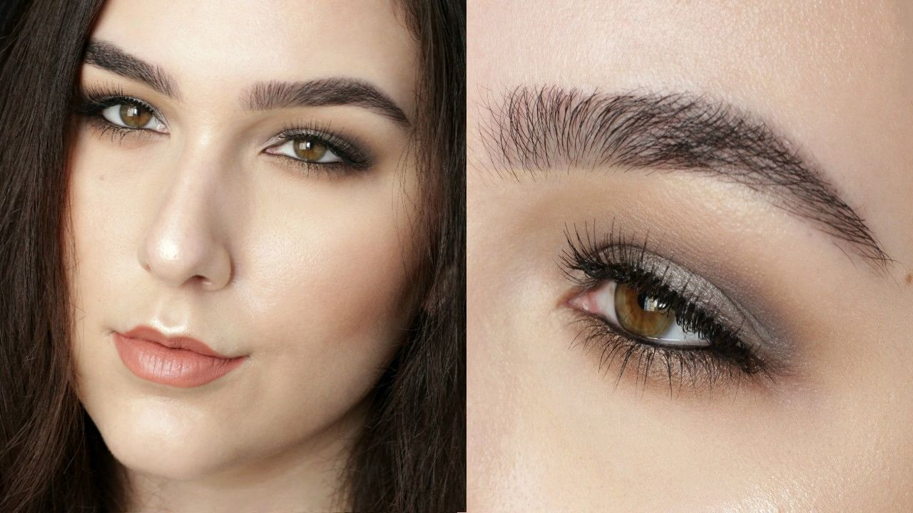 Image result for hooded eyes smokey eye Halo eye makeup