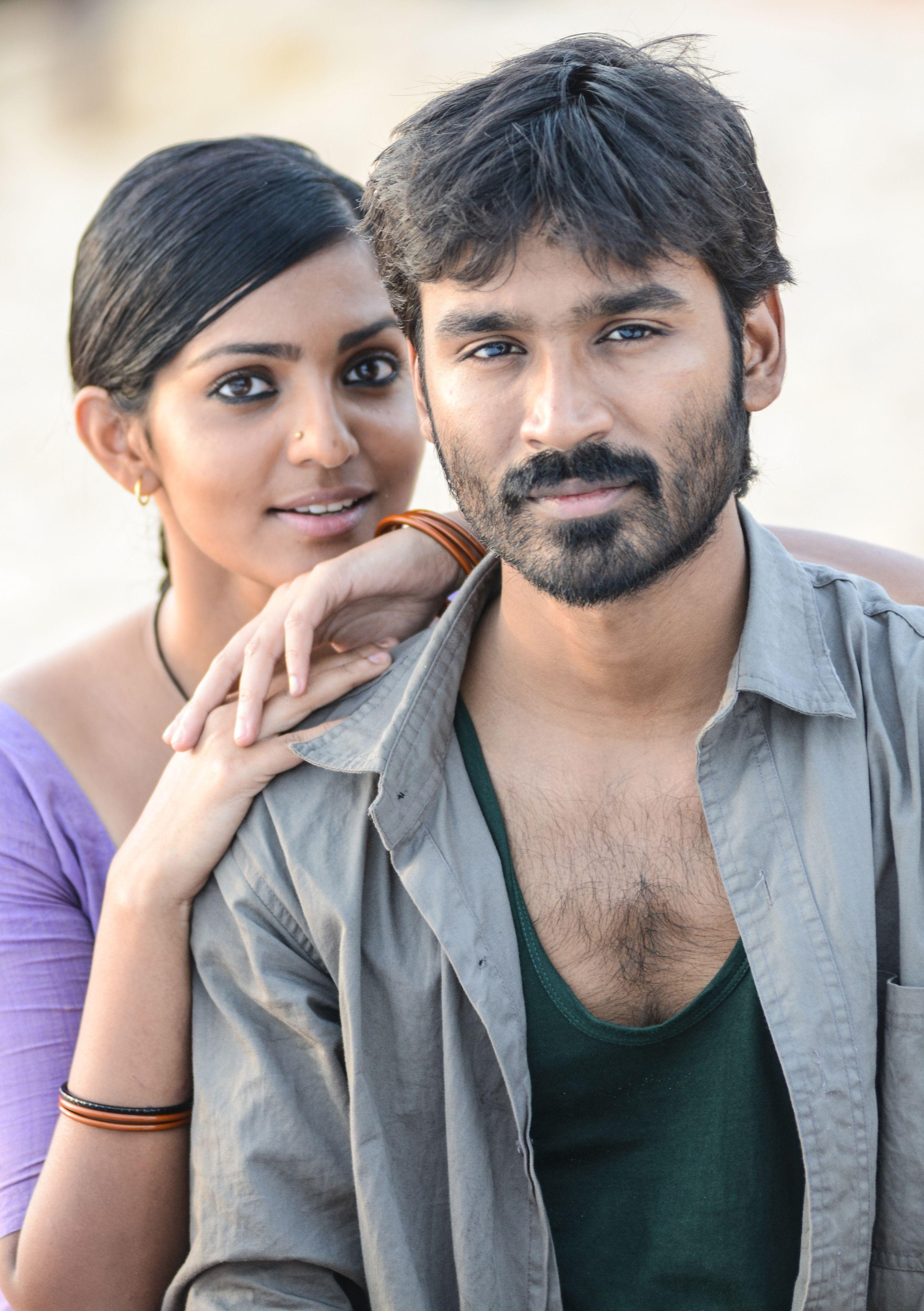 dhanush and parvathi menon in maryan movie | kollywood | pinterest