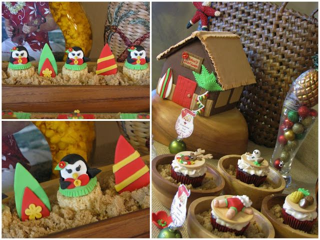 Good Hawaiian Christmas Party Ideas Part - 1: Mele Kalikimaka Christmas Birthday Party! - Hawaiian Party! - Karau0027s Party  Ideas - The Place For All Things Party