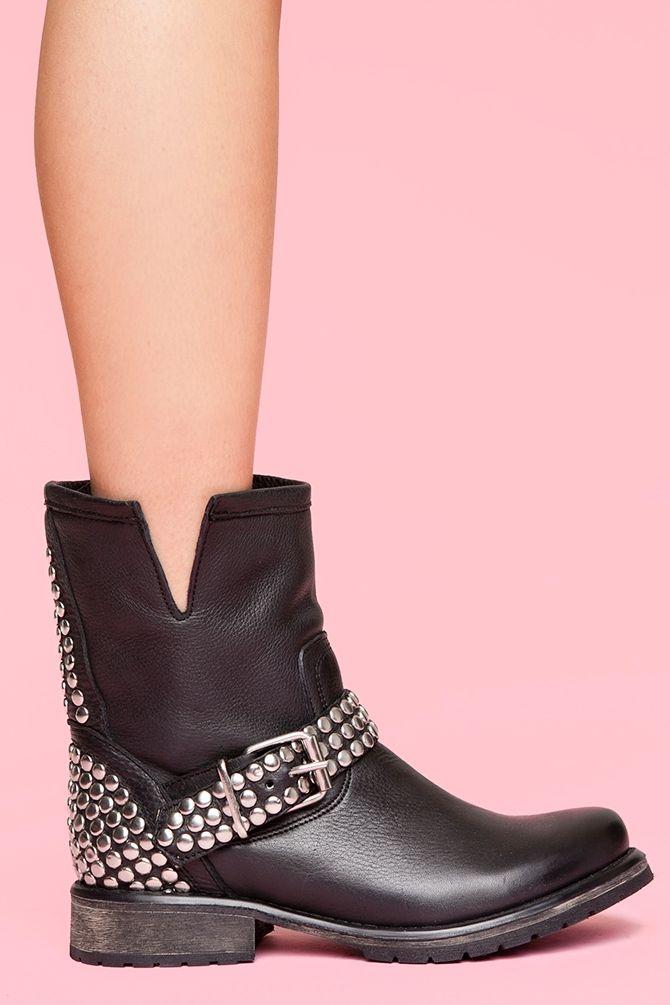 Frankie Studded Boot