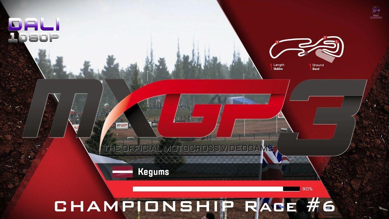 MXGP3 Championship Race #6 Kegums, Latvia #MXGP3 #MilestoneItaly