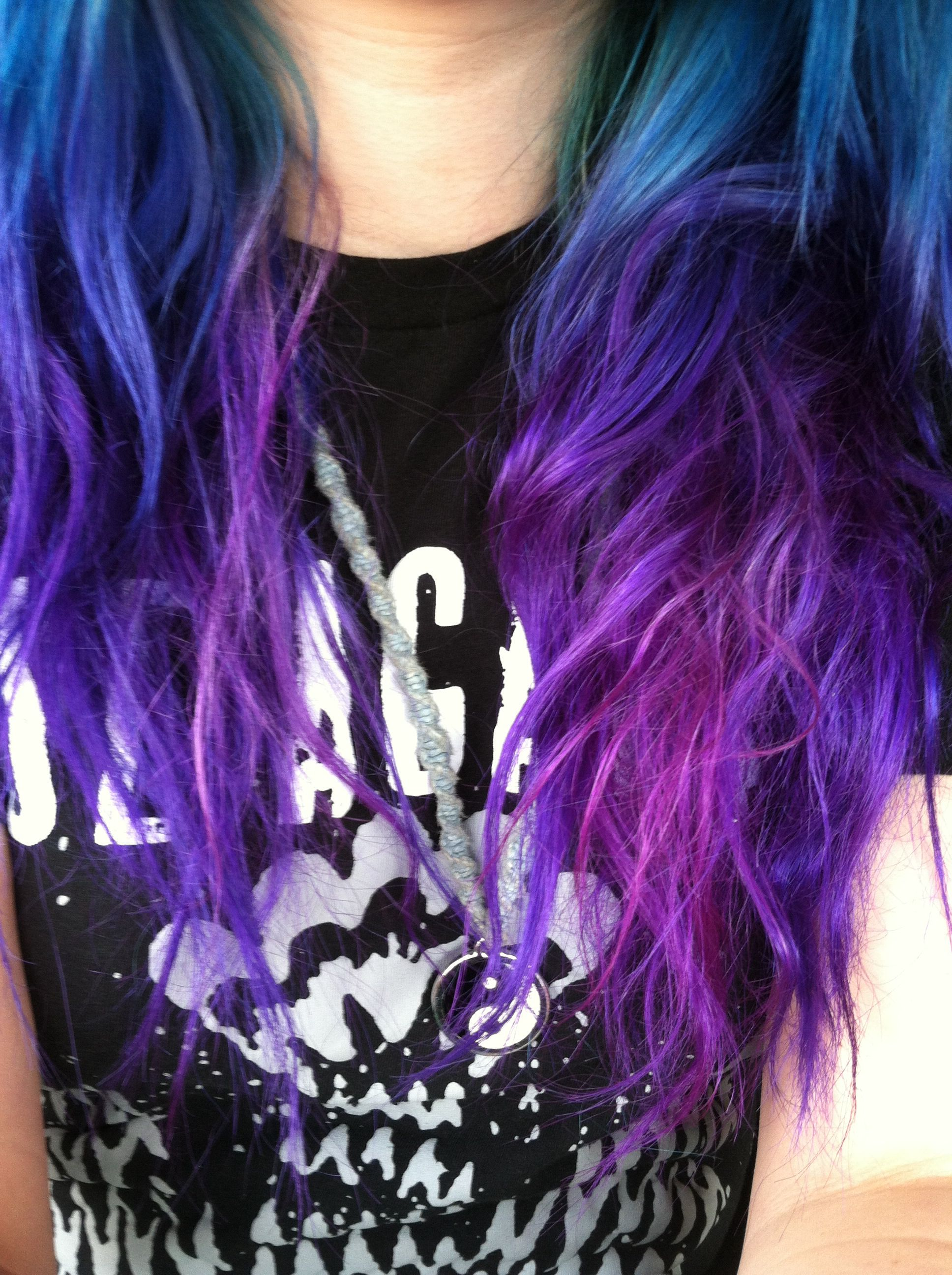 My sister s hair that yours truly colored Hair