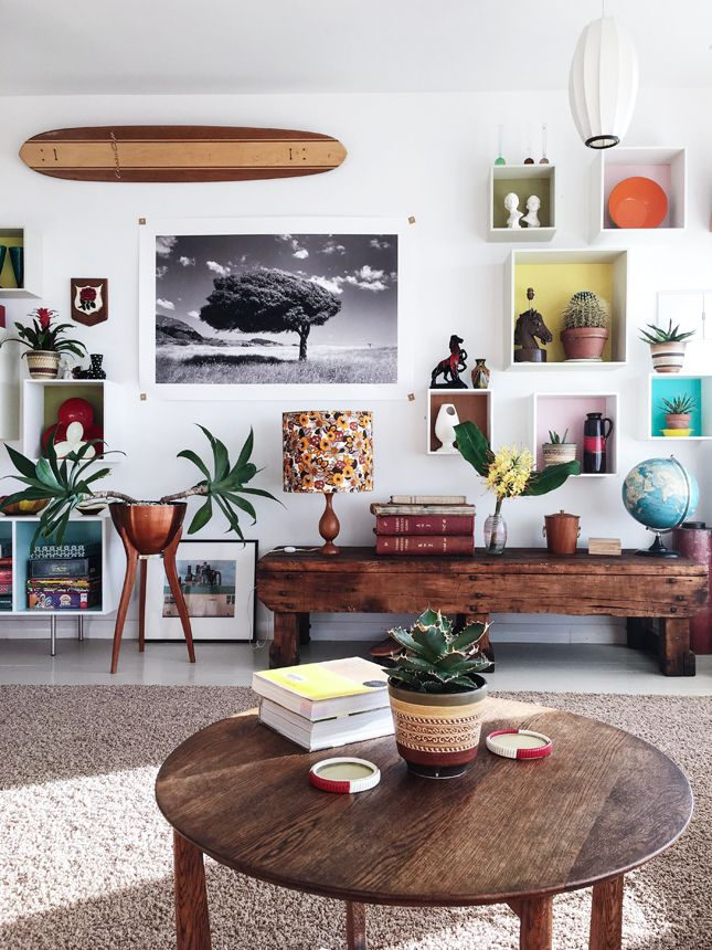 airbnb for design lovers | interiors and blog