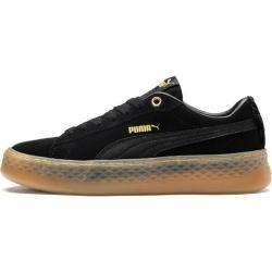 Puma Damen Sneaker Smash Platform Frill, Größe 37 in Schwarz PumaPuma #sneakers
