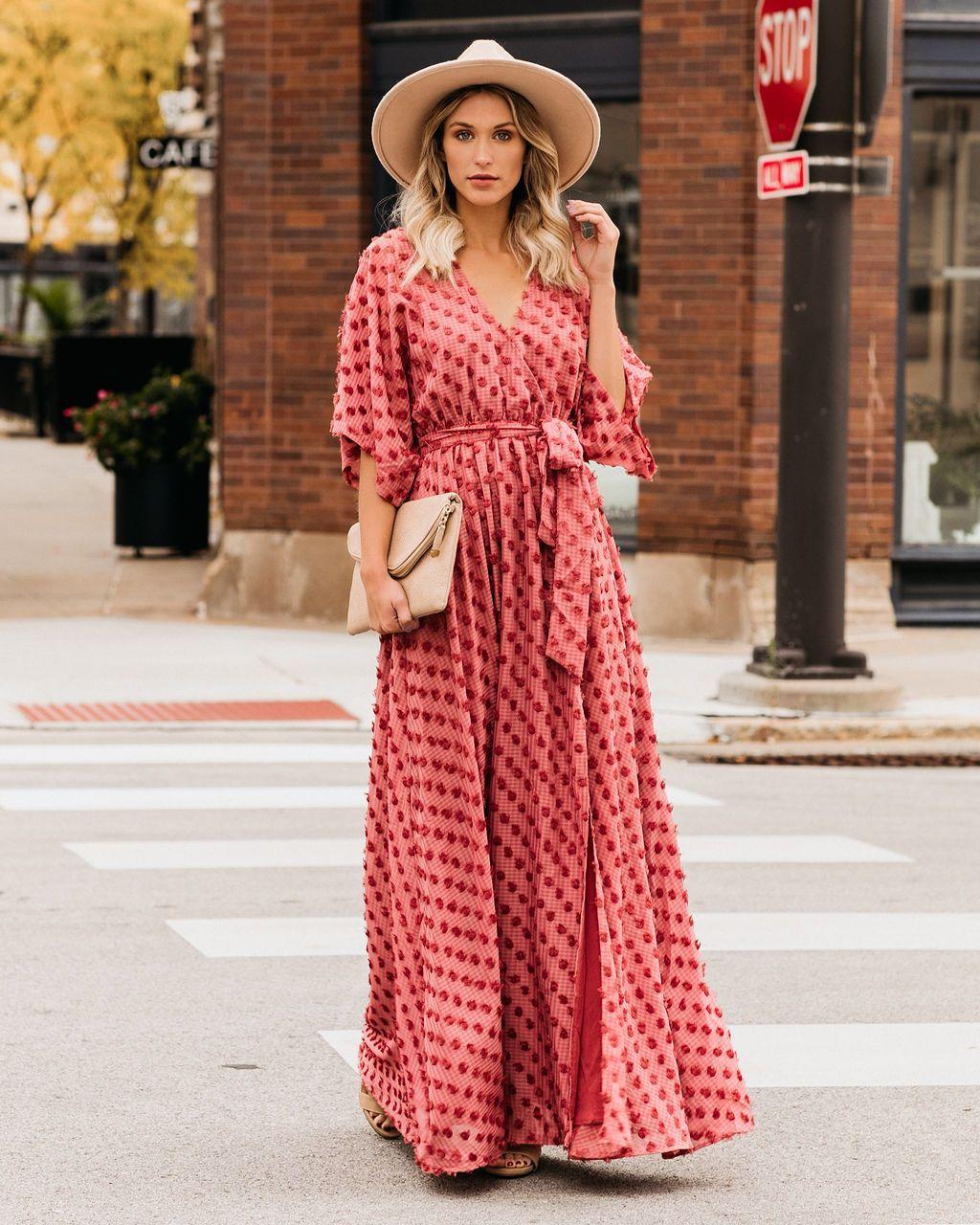 Never Grow Up Swiss Dot Kimono Maxi Dress Kimono Maxi Dress Maxi Dress Maxi Dress With Sleeves [ 1280 x 1024 Pixel ]
