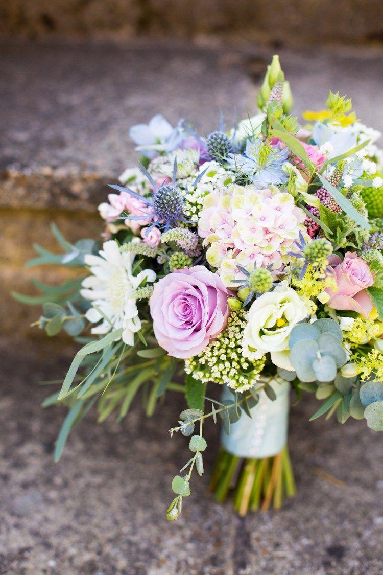 Pretty Pale Blue & Fresh Summer Wedding Summer wedding