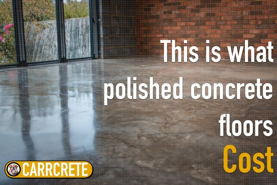 This Is What Polished Concrete Floors Cost Polished Concrete Floor Cost Concrete Floors Cost Polished Concrete