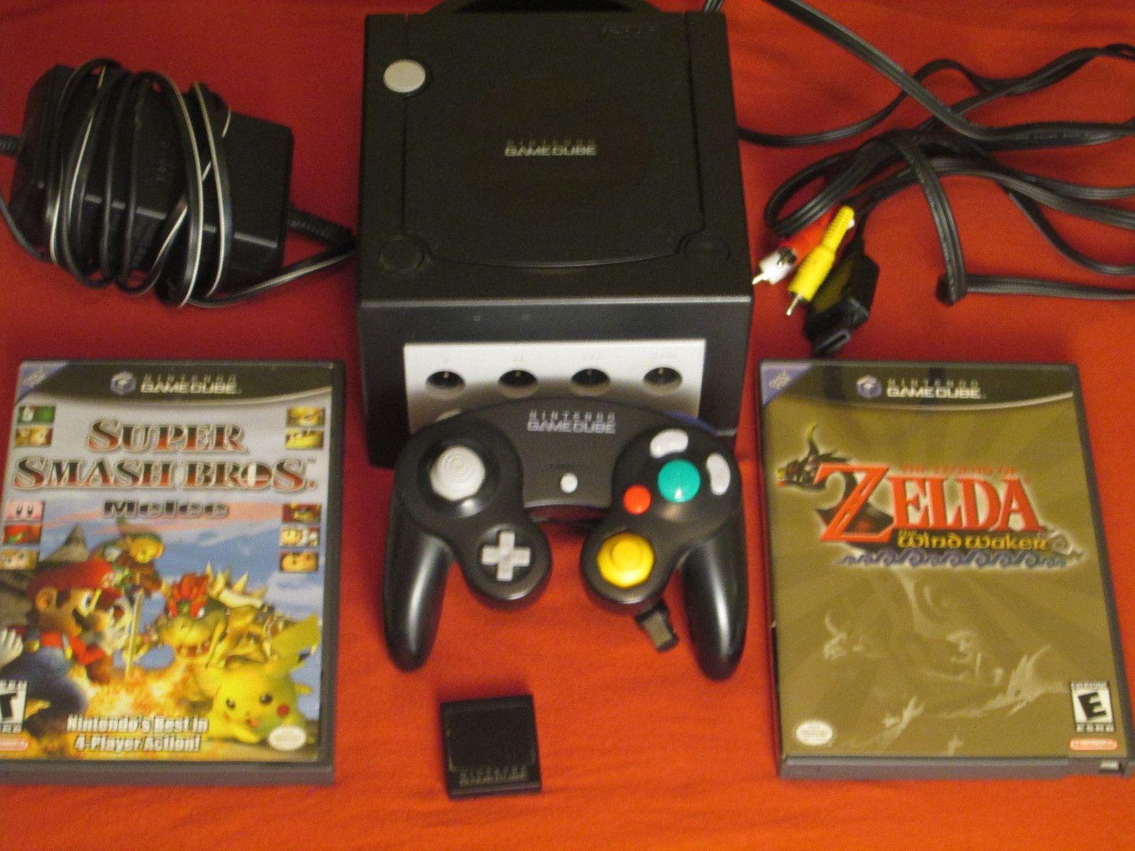 Gamecube Bundle Needs That Mario Kart Double Dash Tho Nintendo Switch Games Super Smash Bros Melee Gamecube