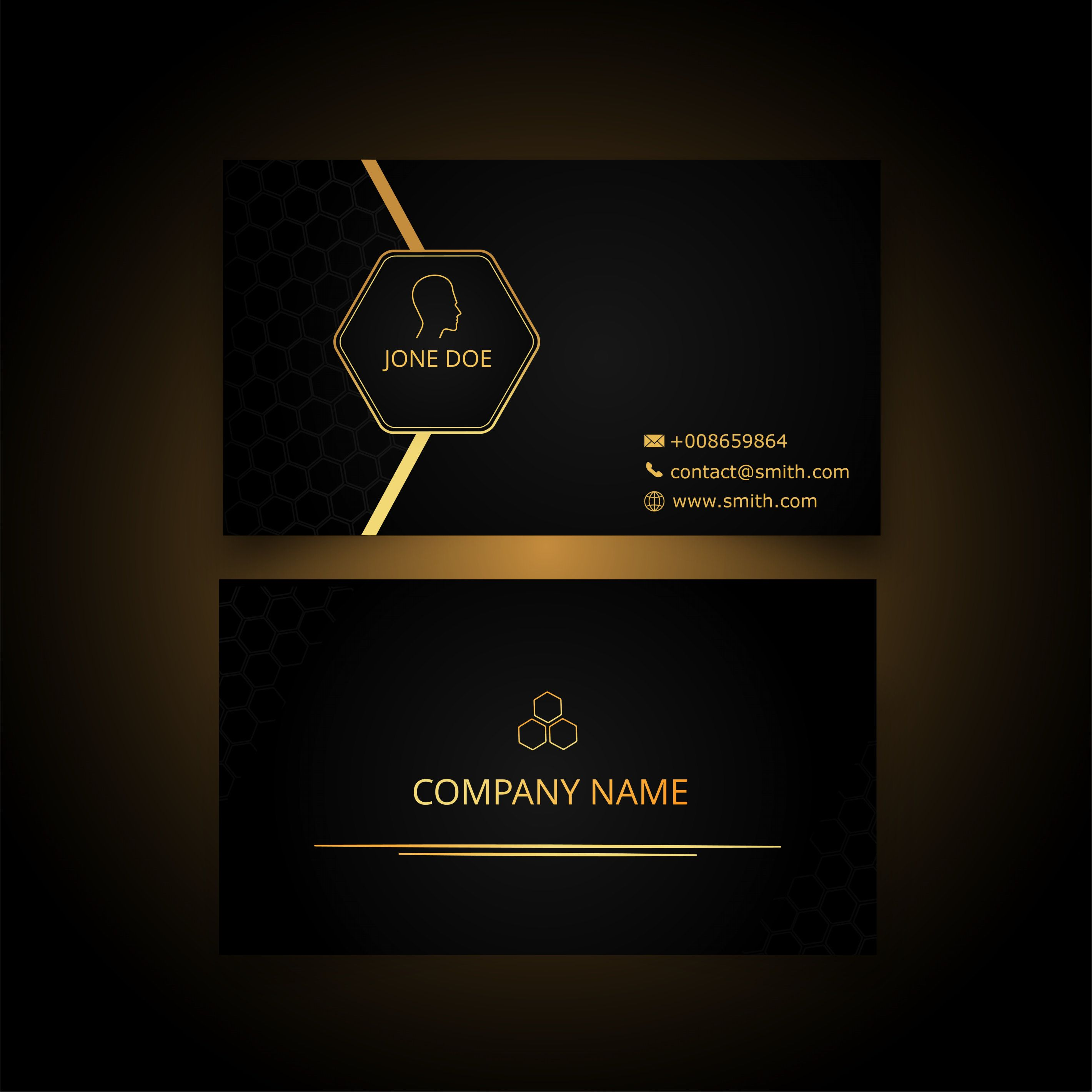 Modern Business Card Template Available On Freepik Freepik
