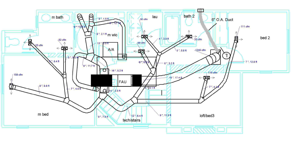 Residential HVAC Duct Design | ... Residential Hvac Diagram ... on residential wiring plans, residential green building plans, residential elevator plans, residential furniture plans, residential marketing plans, commercial plumbing plans, residential foundation plans, residential construction plans, residential mechanical room size, residential mechanical plan example, residential architectural plans, residential home plans, residential lighting plans, residential landscape design plans, residential vent sizing, air conditioning plans, residential site plans, residential electrical plans, residential electronic plans, residential basement plans,
