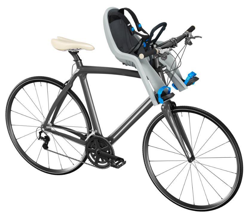 thule ride along mini fahrrad kindersitz f r fahrradlenker. Black Bedroom Furniture Sets. Home Design Ideas