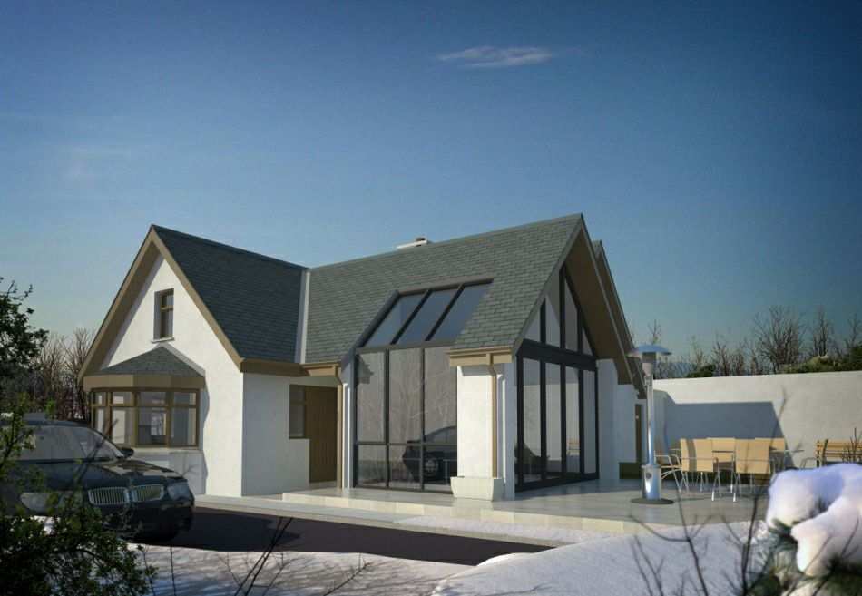 Private Residence, Tramore Dormer bungalow, Room extensions