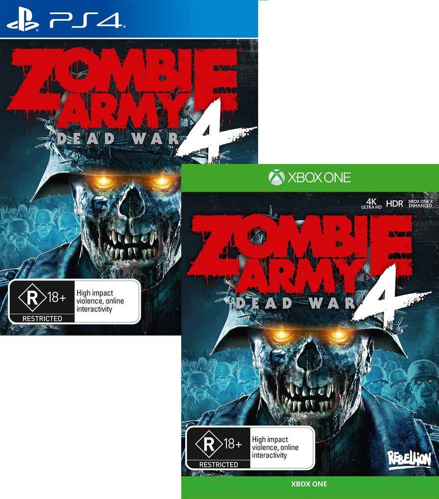 Details about Zombie Army 4 Dead War Sony PS4 Playstation