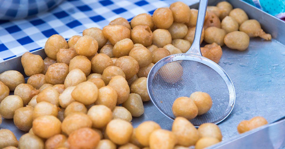 لقيمات مقرمشة ولذيذة Recipe Recipes Cooking Recipes Italian Seafood Recipes