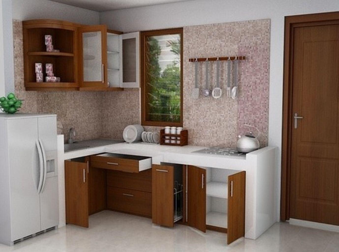 Desain Model Dapur Modern Minimalis
