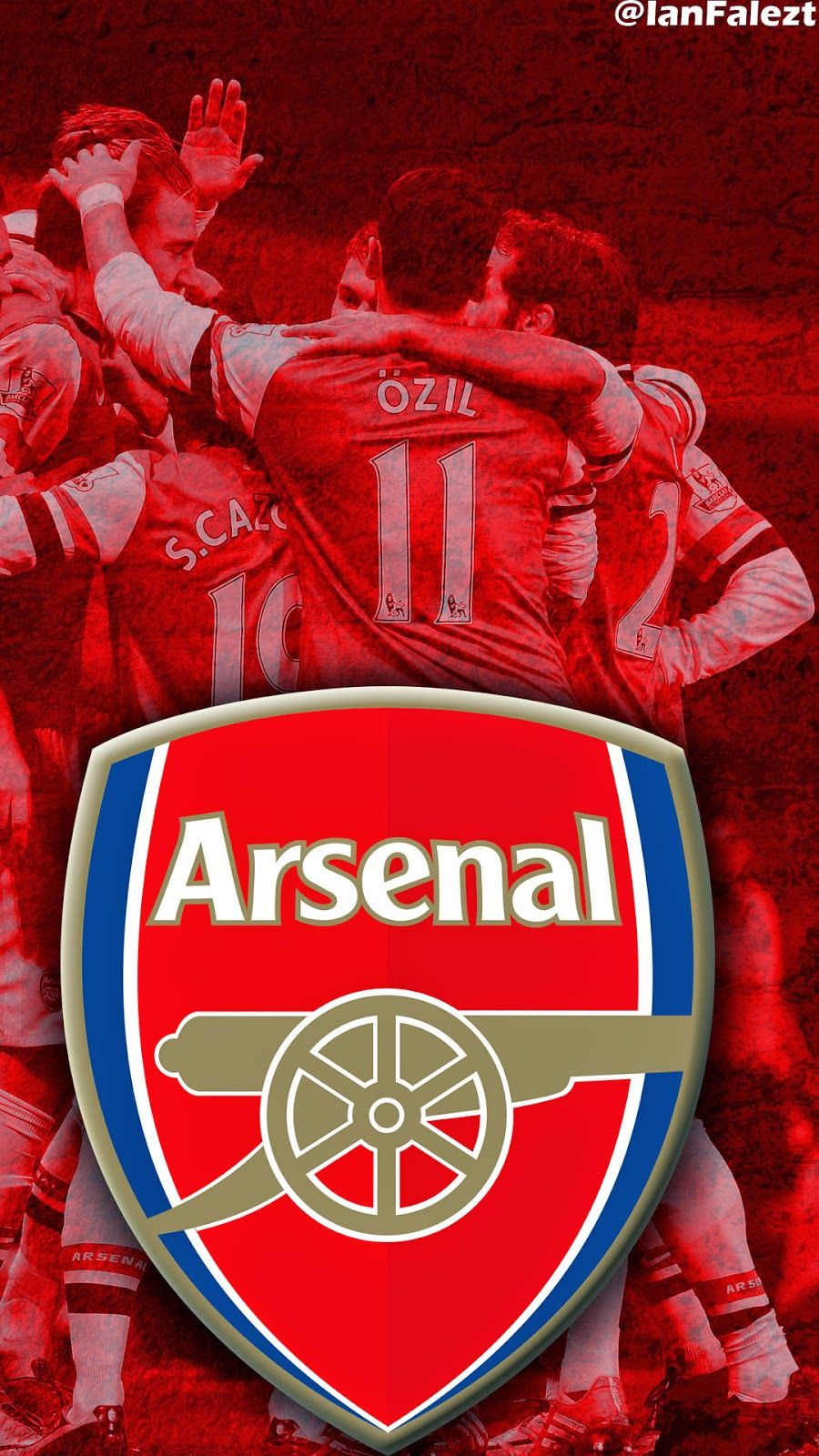 Arsenal Wallpaper HD For Iphone X series Andriblog001 in