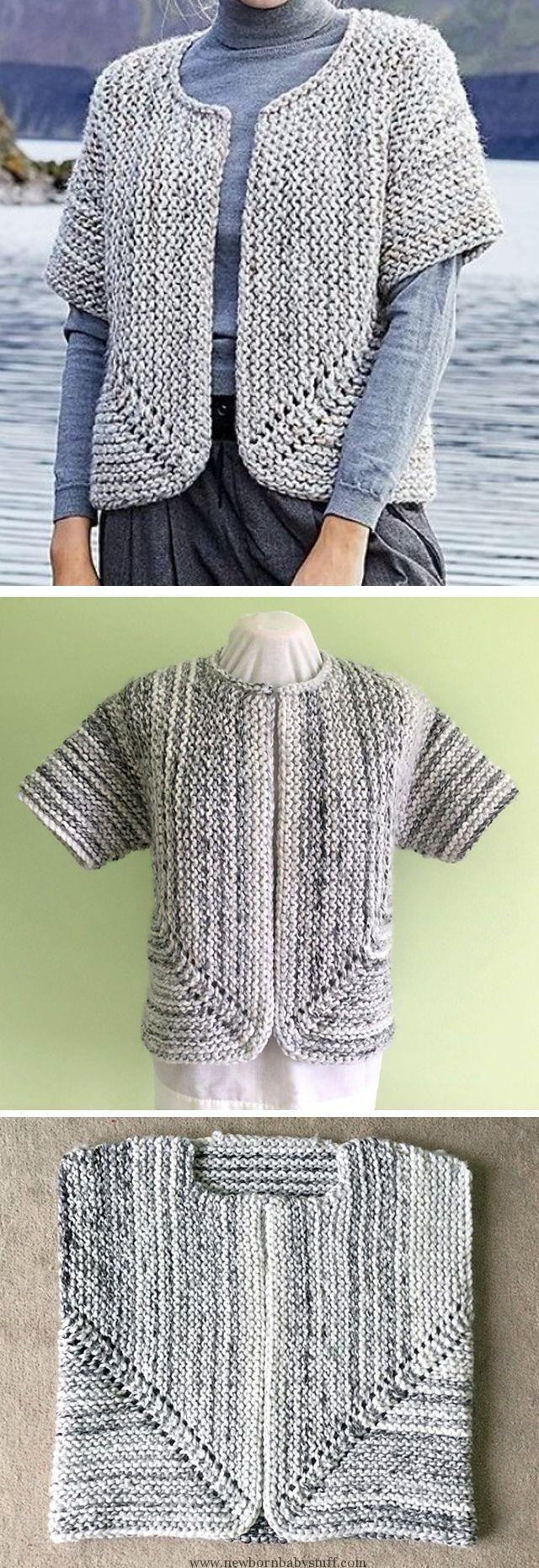 Photo of Jutka Cardigan – Free Pattern – Crochet patterns – Water