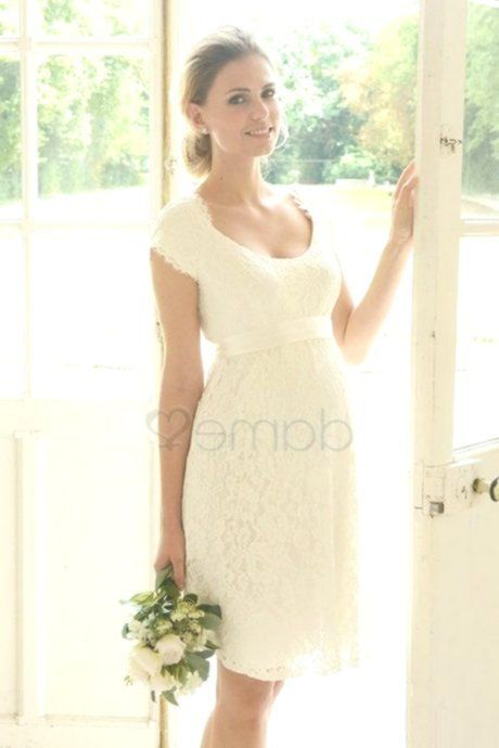 Kurze weiße kleider standesamt #weißekleiderkurz Kurze ...