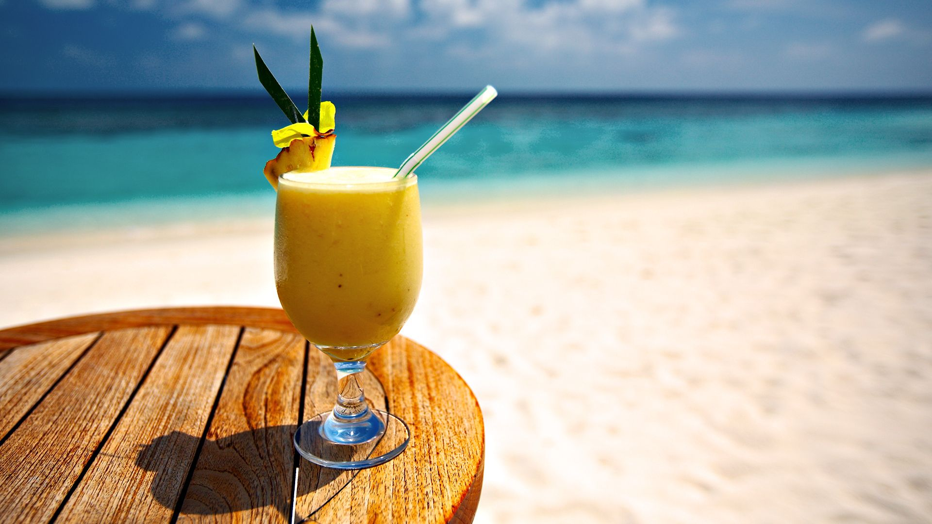 Image result for cocktails on the beach