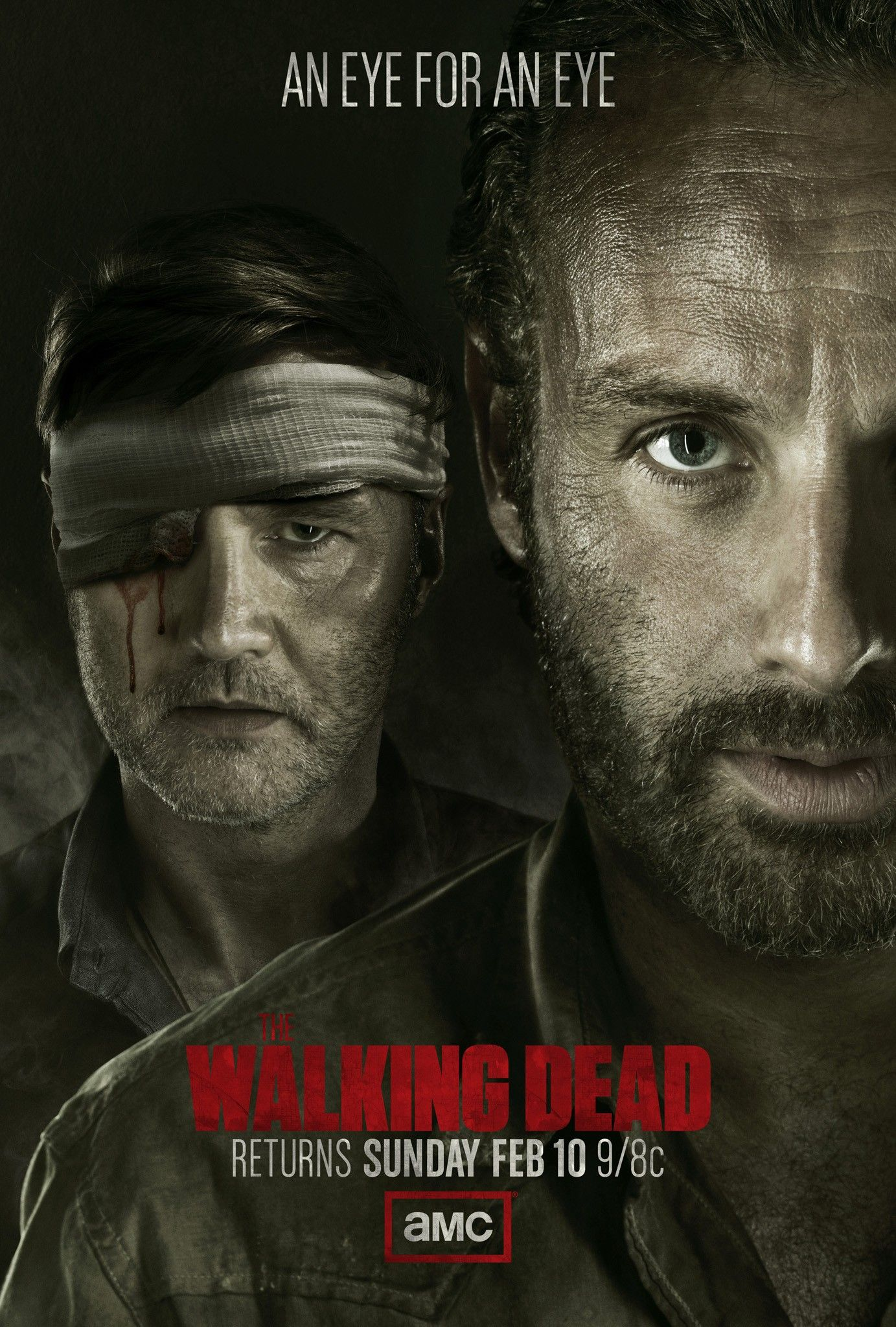 The Walking Dead Season 9 Rick Grimes Final Episodes Trailers Artwork The Walking Dead Poster Walking Dead Season The Walking Dead