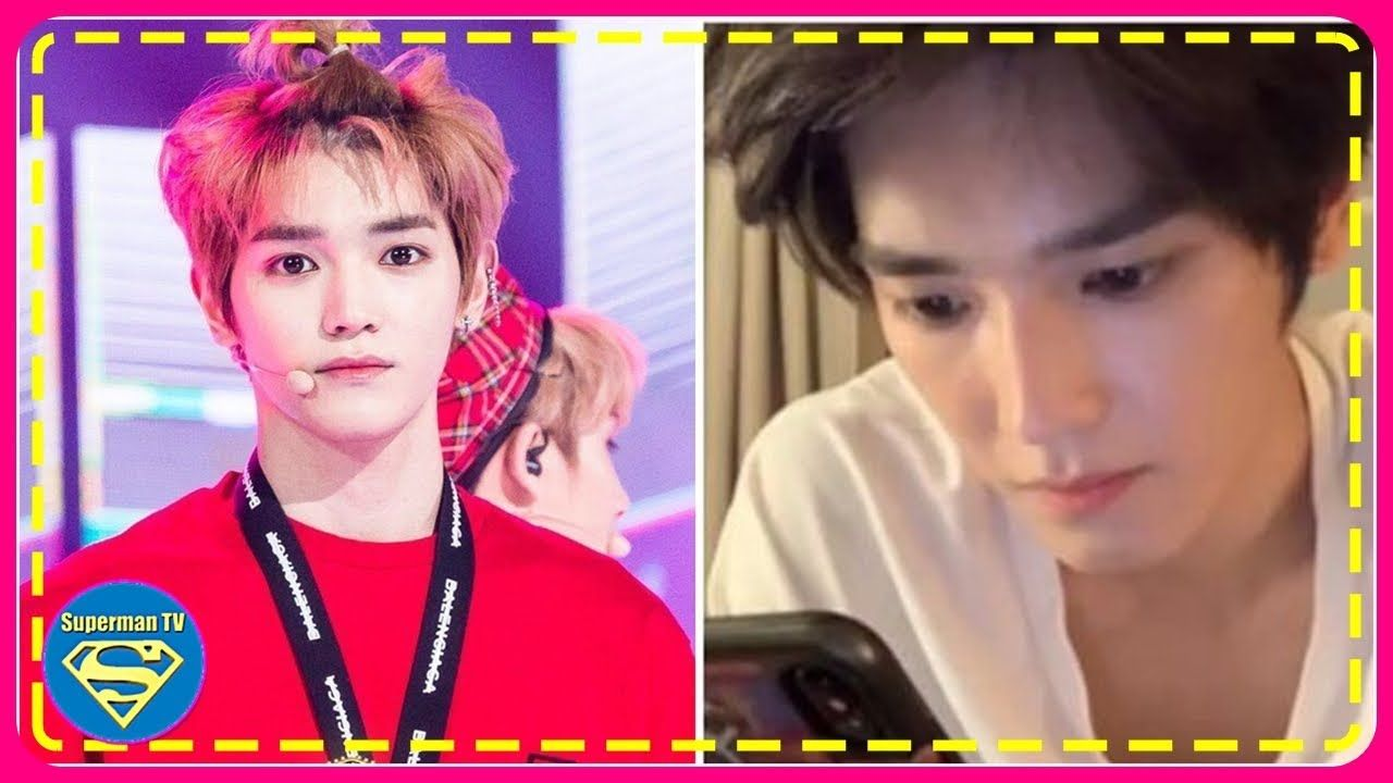 NCT's Taeyong Couldn't Hide His Disappointment When Sasaeng Fans