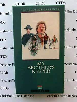 My Brother S Keeper Christian Movie Film Vhs Video Christian