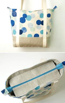 Coser bolso con cremallera – patrón de costura e instrucciones de costura a través de hacer …