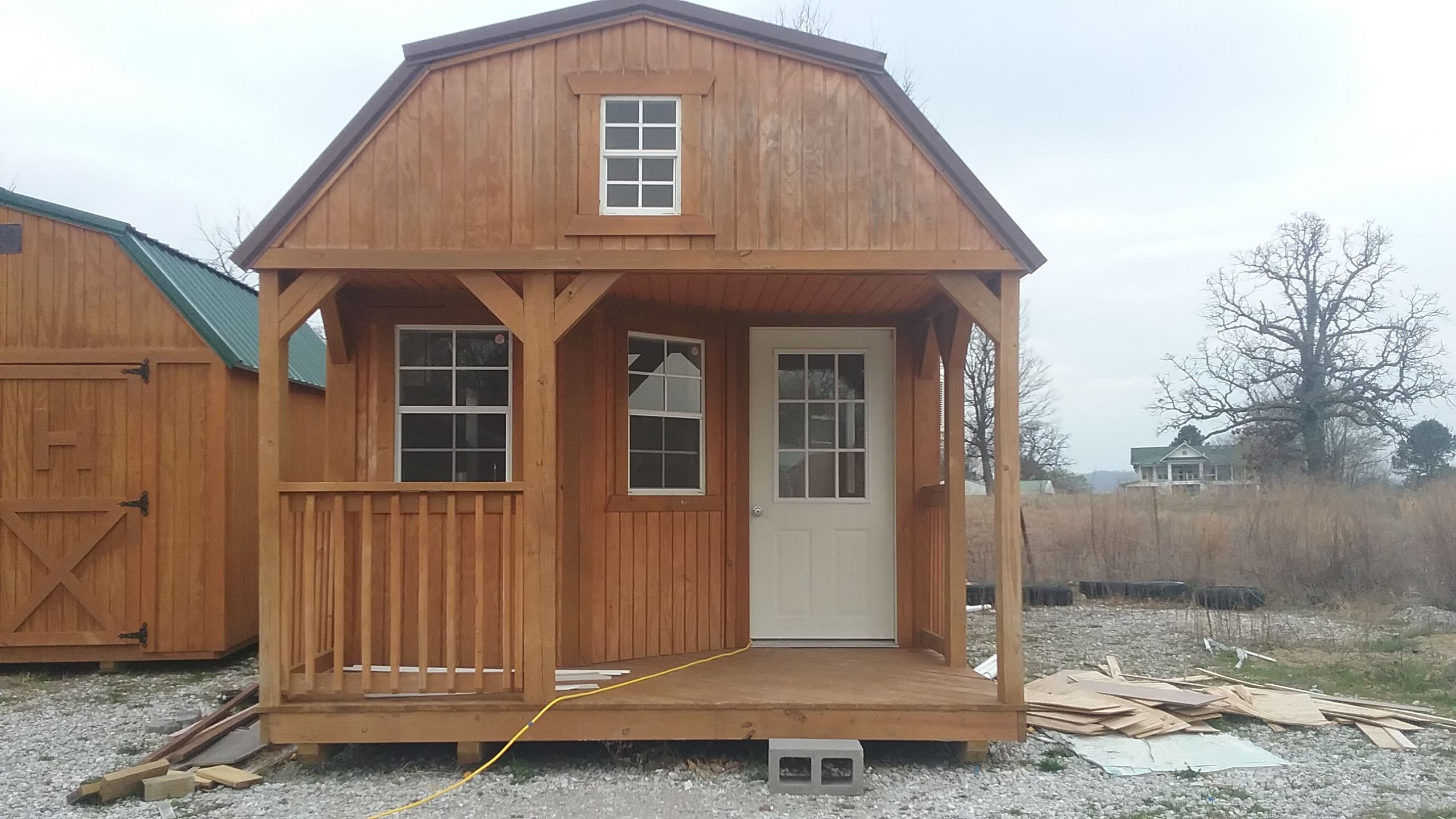 Brand New 2016 Lofted Cabin Tiny House For Sale In