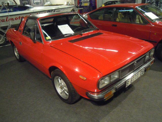 Lancia Beta - 2000