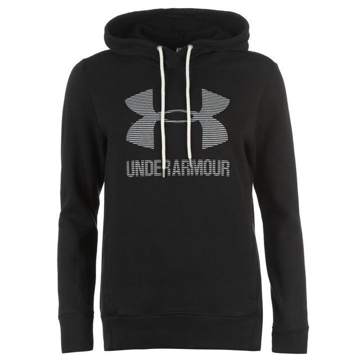 Under Armour   Under Armour Favourite Fleece OTH Hoody Ladies    Ladies Hoodies