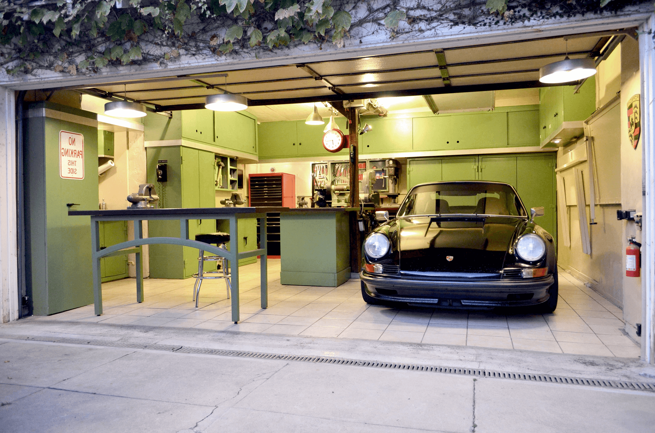SMALL GARAGE DESIGN IDEAS FOR LIMITED SPACES Garage