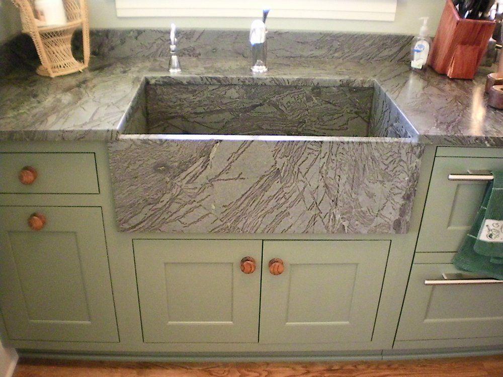 soapstone sinks