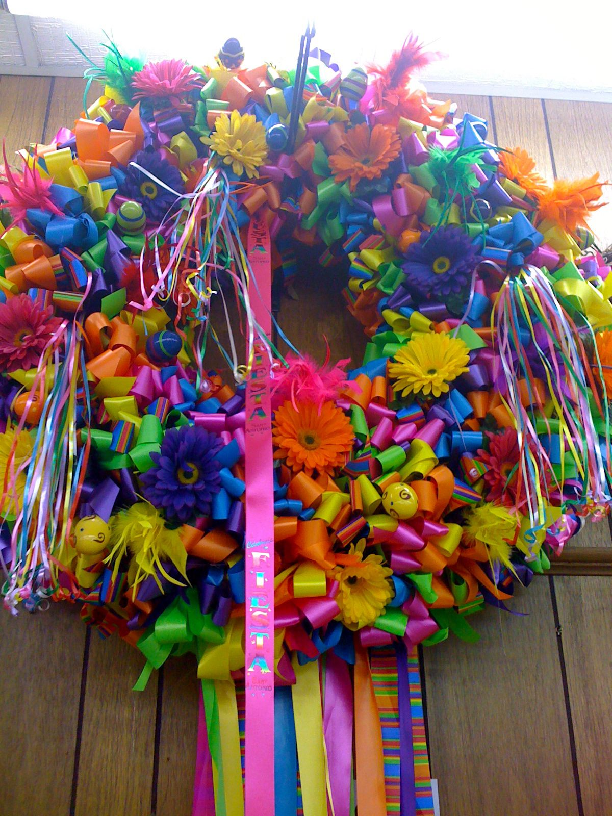 Fiesta Time!   Fiesta Week   Fiesta party, Wreaths, Diy wreath