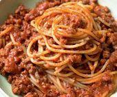 Spaghetti Bolognese Sauce - SUPER EINFACH- Spaghetti Bolognese Sauce – SUPER EINFACH  Rezept Spaghetti Bolognese Sauce – SUPER EINFACH von manu.k – Rezept der Kategorie Hauptgerichte mit Fleisch  -#bakedrecipeseaster #bakedrecipeshalloween #bakedrecipesthanksgiving #fallbakedrecipes #springbakedrecipes #bolognesesauce
