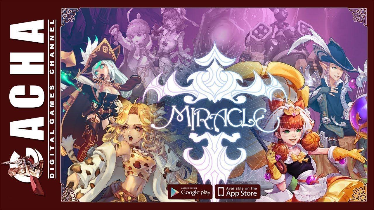 Miracle Heroes of Dimension (Global Release) 🇺🇸 EN 📱 iOS