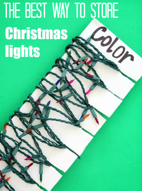The Best Storage Solution For Your Christmas Lights The Group