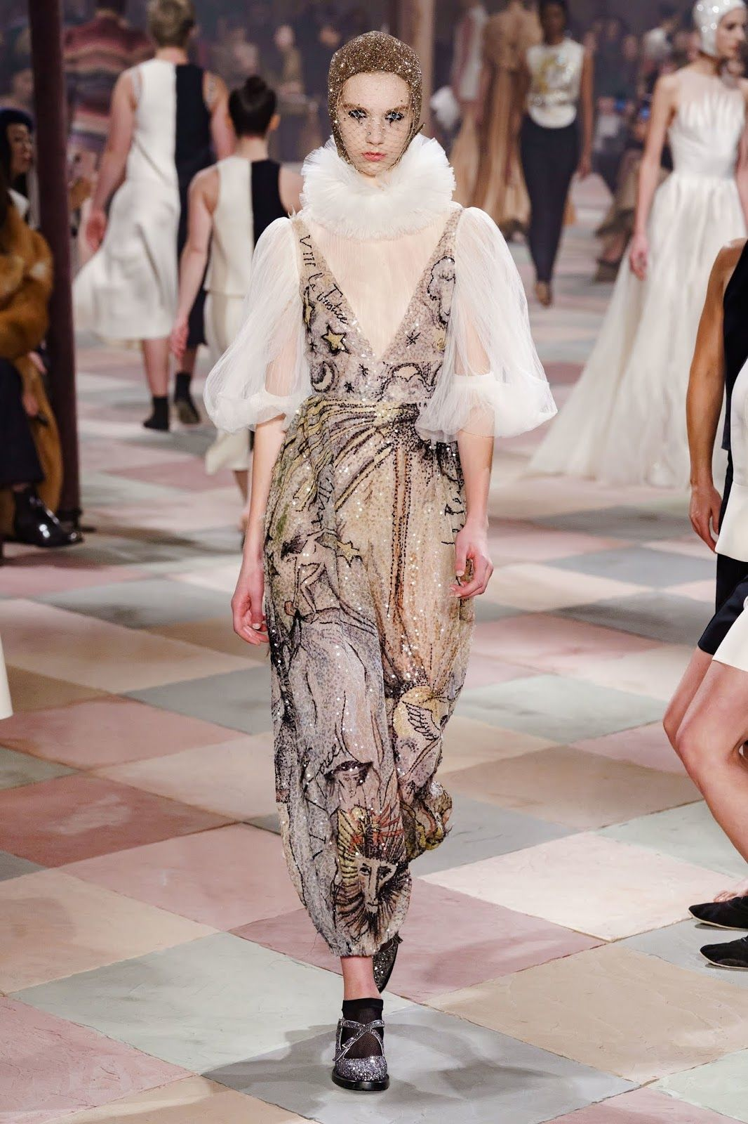 b00dc23562 Haute Couture Glamour: CHRISTIAN DIOR January 21, 2019   ZsaZsa Bellagio -  Like No